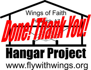 Wings of Faith Holbrook Airplane Hangar Project